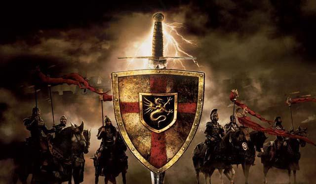 03 圆桌骑士:亚瑟王